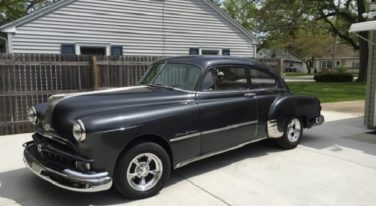 Today's Cool Car Find is this 1949 Pontiac Chieftain