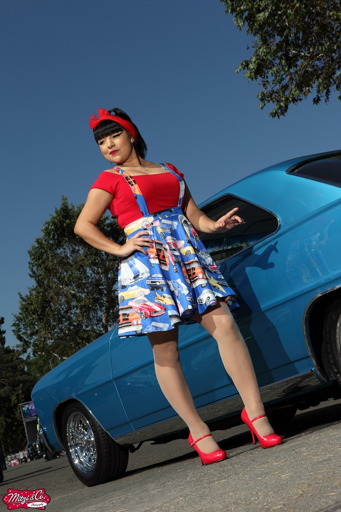 Pinup of the Week: Aracely Villacorta