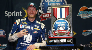 Dale Earnhardt Jr. to Retire at end of 2017 Season