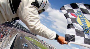 Jones and Johnson Pull Off NASCAR Wins at Texas Motor Speedway