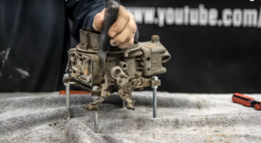 [Video] Carb Rebuild in 3 Minutes