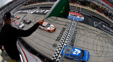 NASCAR Races into Mountains of Tennessee