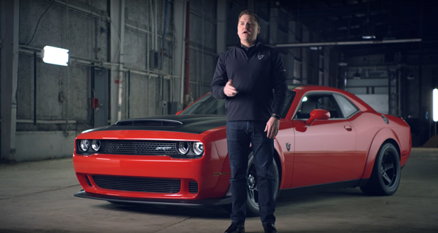 Dodge Demon, NHRA, HEMI