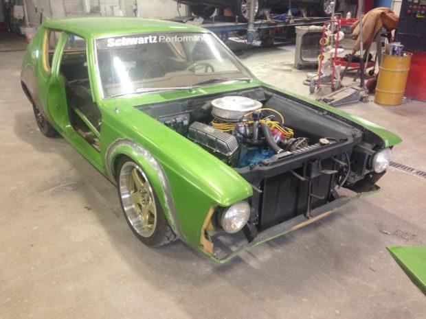 One Mean, Green AMC Gremlin