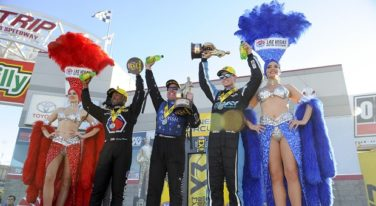 Teenage Gray Takes NHRA Denso Spark Plug Nats Pro Stock Title
