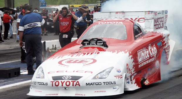 Toyota Extends Sponsorship for NHRA Toyota Nats