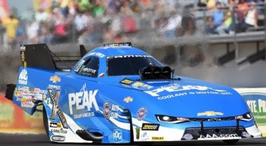 John Force Inducted into CA Sports Hall of Fame