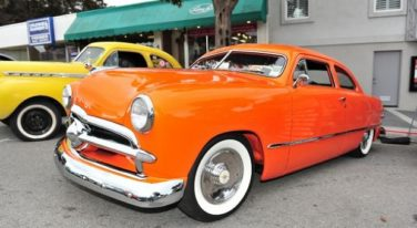 Gallery: 21st Annual Cruisin' Morro Bay Show
