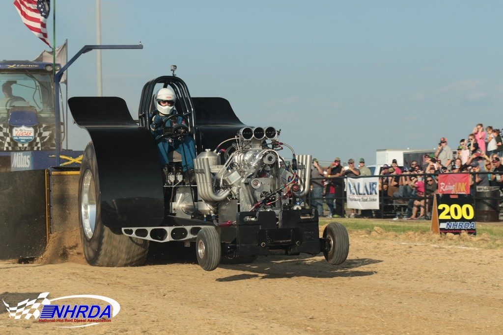 2017 NHRDA Texas Diesel Nationals Results