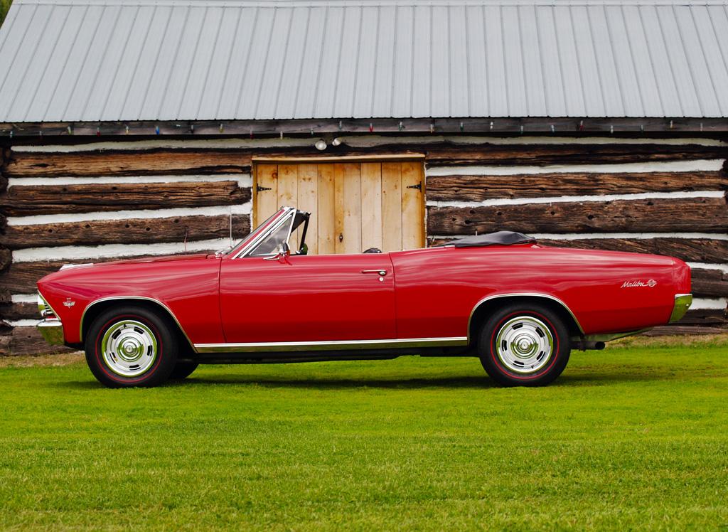 Muscle Car Madness: 1966 Chevrolet Chevelle Malibu SS ...