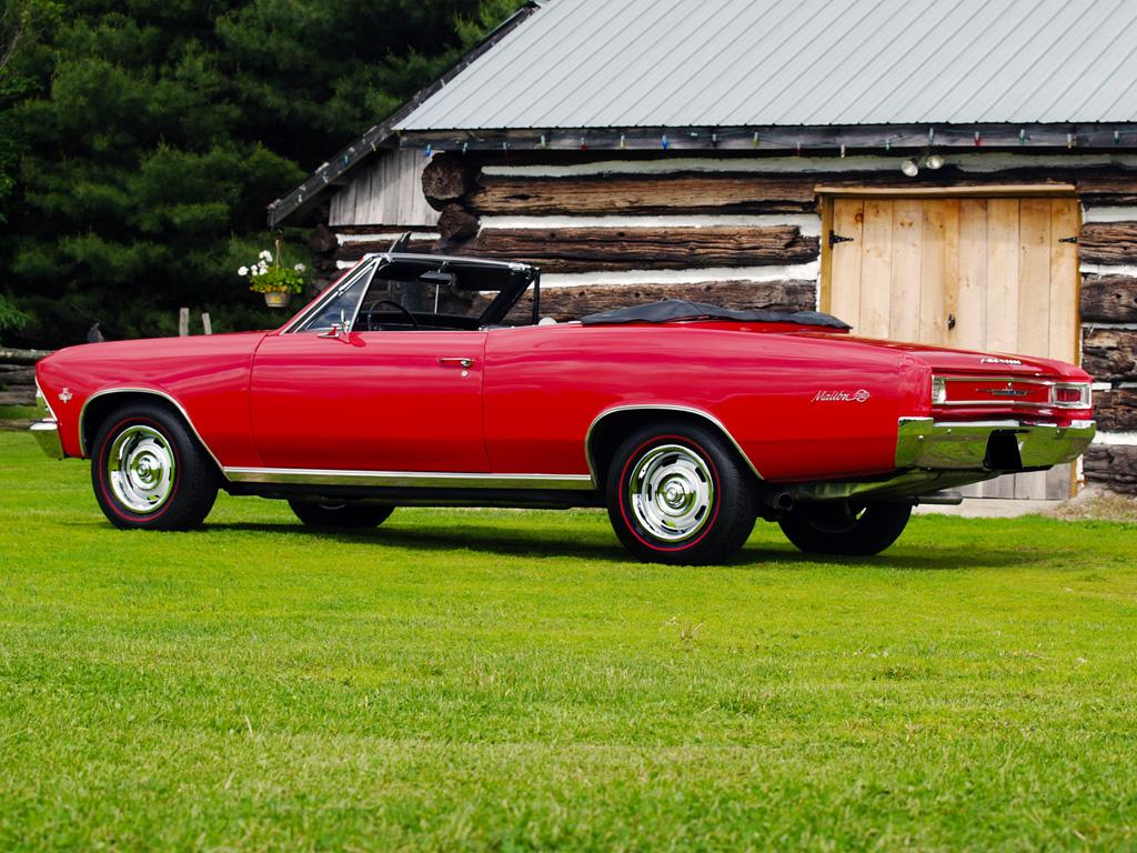 Muscle Car Madness: 1966 Chevrolet Chevelle Malibu SS – RacingJunk ...
