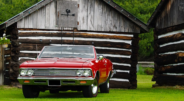 Muscle Car Madness: 1966 Chevrolet Chevelle Malibu SS
