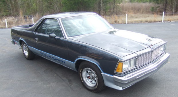 Today's Cool Car Find is this 1981 El Camino SS