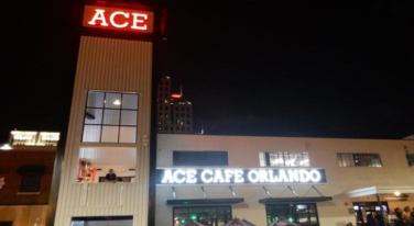 First American Ace Cafe Opens in Orlando