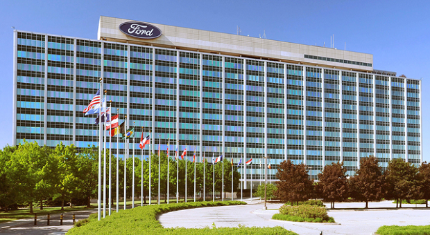 Ford Names New CEO