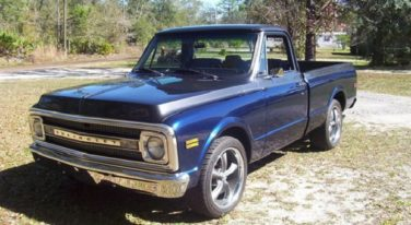 Today's Cool Car Find is this 1969 GMC C15/C1500 Pickup