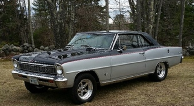 Today's Cool Car Find is this 1966 Chevrolet Chevy II