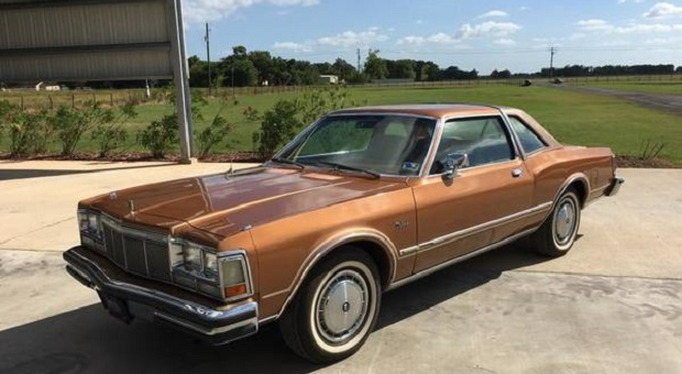 Today's Cool Car Find is this 1978 Dodge Diplomat