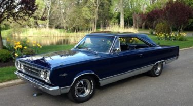 Today's Cool Car Find is this 1967 Plymouth Satellite
