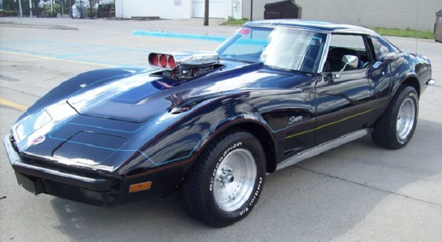 Today's Cool Car Find is this 1973 Chevrolet Corvette