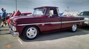 Today's Cool Car Find is this 1966 Chevrolet C10