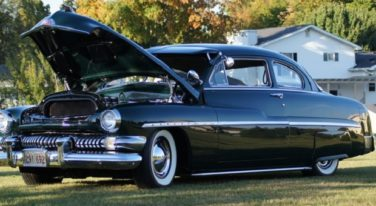 Today's Cool Car Find is this 1951 Mercury Monterey