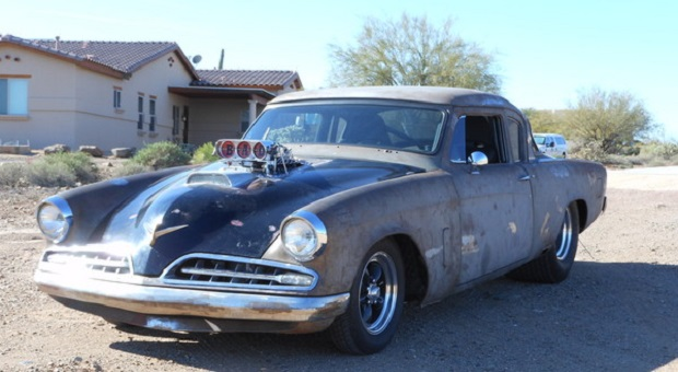 Today's Cool Car Find is this 1954 Studebaker Champion
