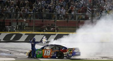 Kyle Busch Sweeps All-Star Weekend at Charlotte Motor Speedway