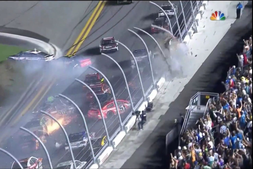 NASCAR Safety Innovations Continue to Save Lives