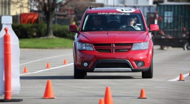 Dodge Sponsors Teen Driver Program