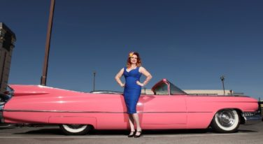 Pinup of the Week: Evelyn Voss