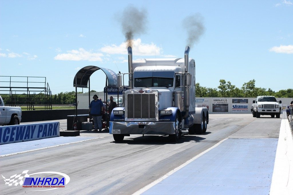 2017 NHRDA Oklahoma Diesel Nationals Results