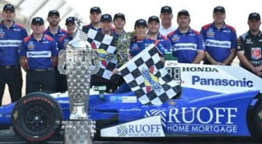Andretti Back on Top at Indianapolis 500