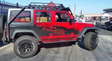 Fabtech Signs On as Presenting Sponsor of RacingJunk.com Jeep Wrangler Unlimited
