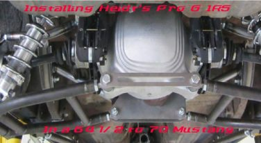 Installing the Heidts Pro G on a '64-70 Mustang