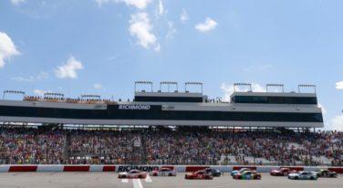 NASCAR Young Guns Take Over Richmond International Raceway