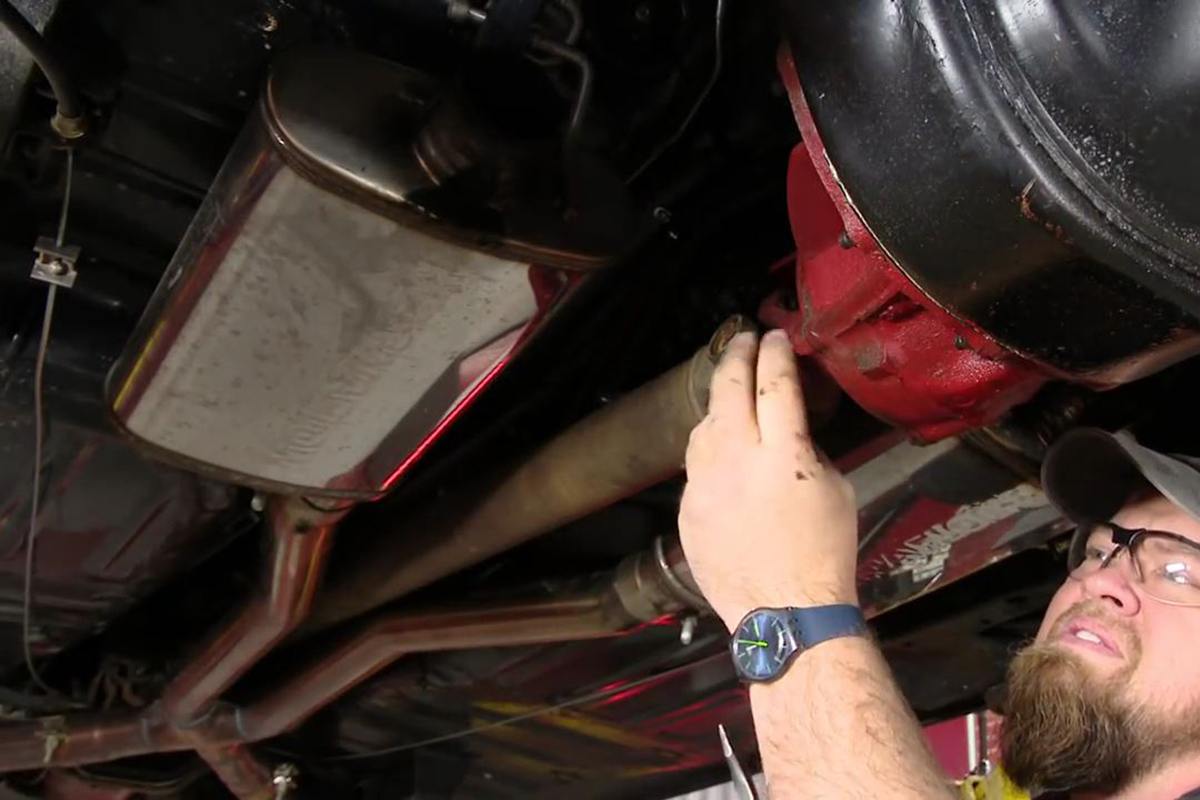 Installing The Heidts Pro G On A 64 70 Mustang Racingjunk News Alston Racing Introduces New Power Drag Wiring Kit