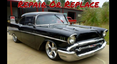 Repair or Replace: Chevy Bel Air