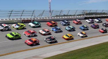 Excitement Returns to NASCAR at Talladega Superspeedway