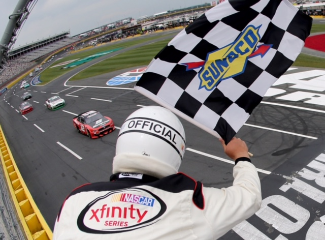 NASCAR Celebrates Memorial Day at Charlotte Motor Speedway