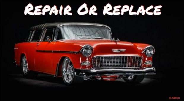 Repair or Replace: Chevy Nomad