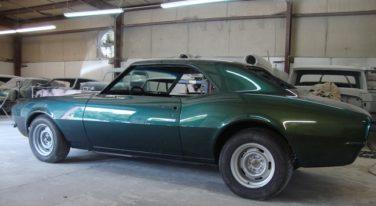 '67 Camaro: Green with Envy