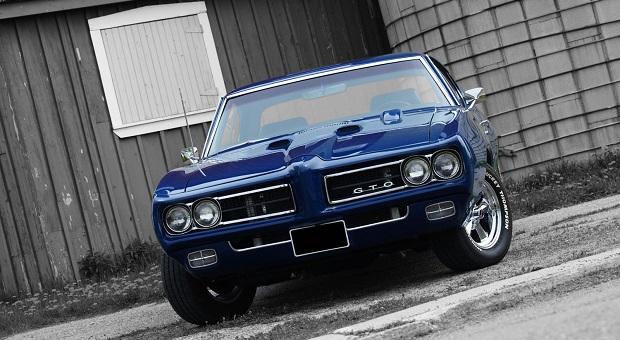 Muscle Car Madness: 1969 Pontiac GTO