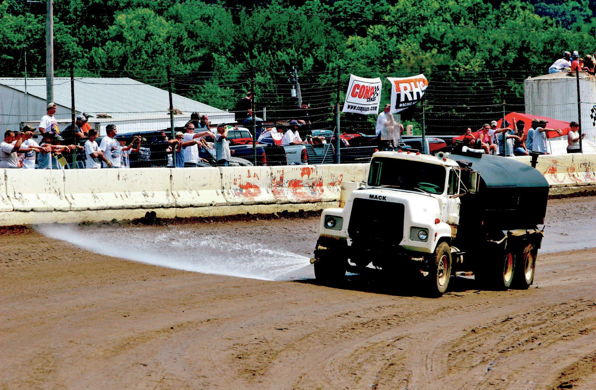 Dirt Track Racing, Bassem Girgis, Intro into racing