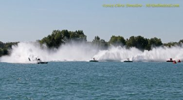 What is PowerBoat Racing?