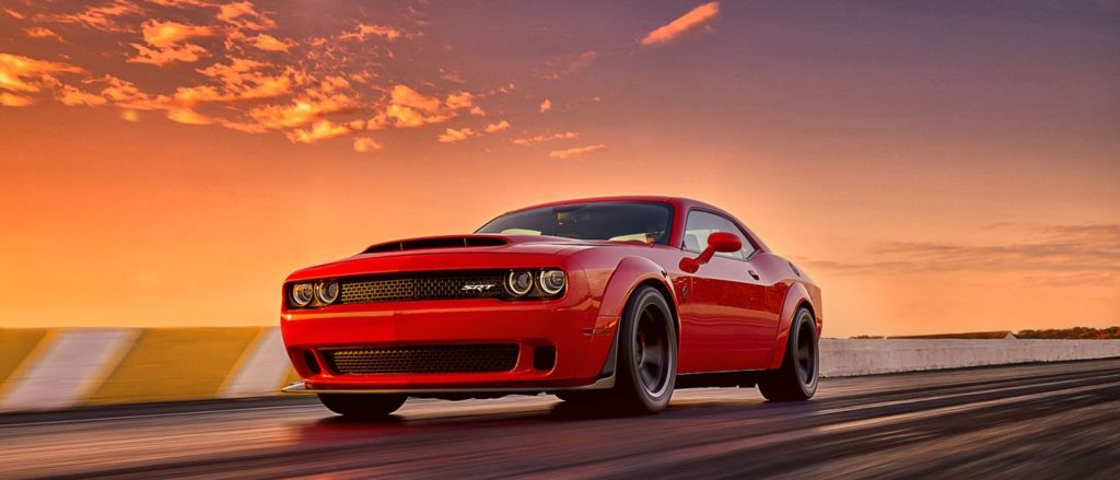 Dodge Demon, Dealers, MOPAR