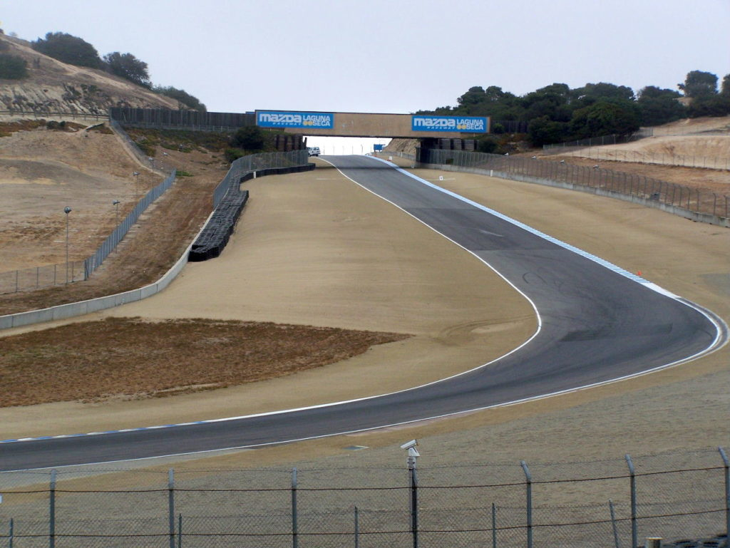 How to Master Laguna Seca