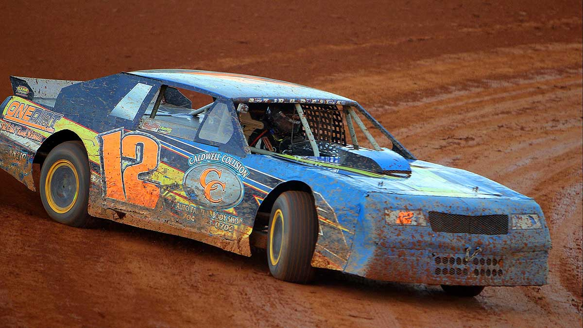How To Get Into Stock Car Racing