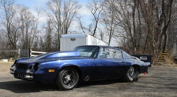 Today's Cool Car Find is this 1978 Chevrolet Camaro