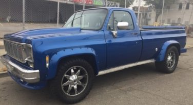 Today's Cool Car Find is this 1973 Chevrolet GMC C20